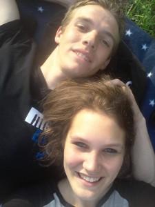 Julia und Steffen